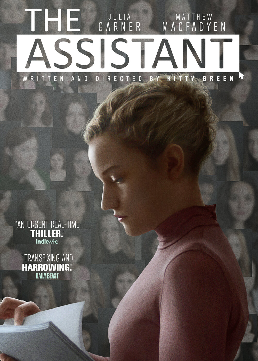The Assistant Movie